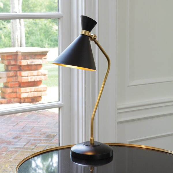 Cone 25  Desk Lamp by DwellStudio