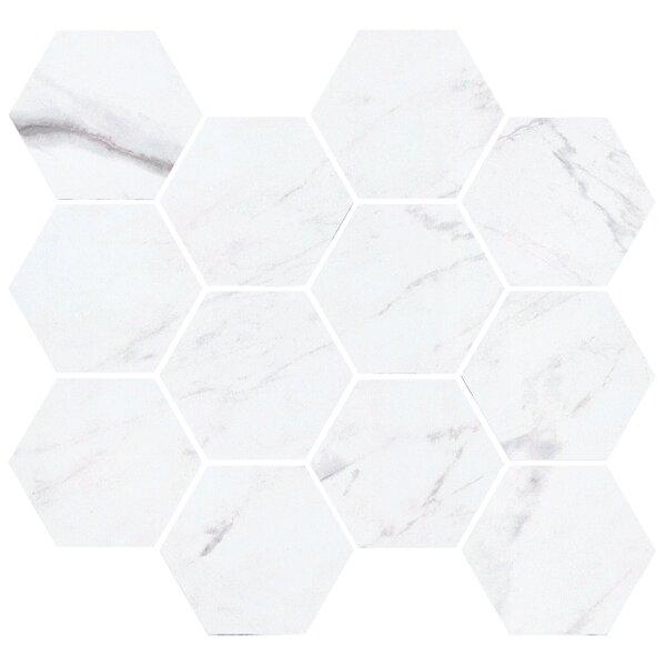 Precious 3 x 3 Porcelain Mosaic Tile