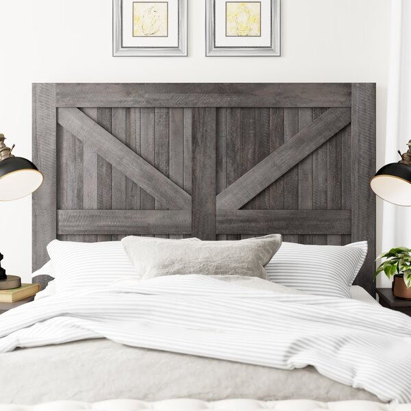 Candler Upholstered Headboard by Three Posts
