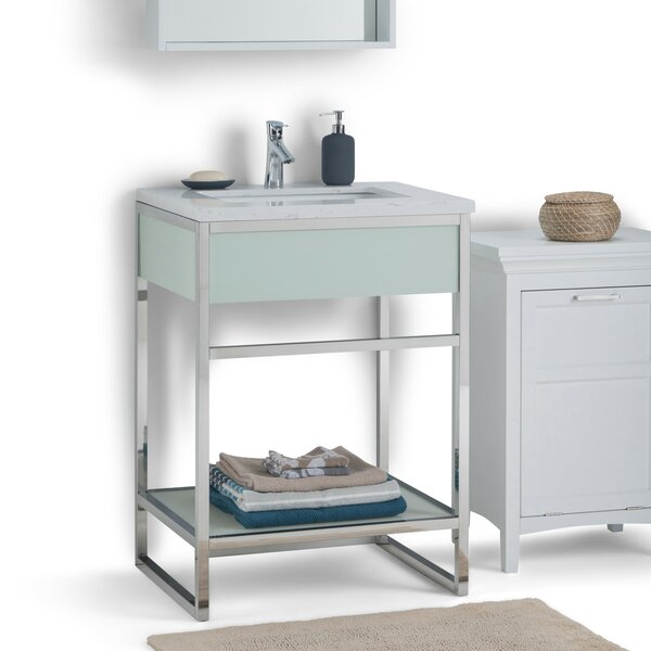 Osbourne 25 Single Bathroom Vanity by Simpli Home