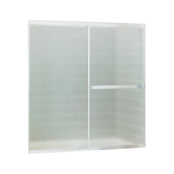 Standard 56'' x 56.44'' Bypass Tub Door by Sterling by Kohler