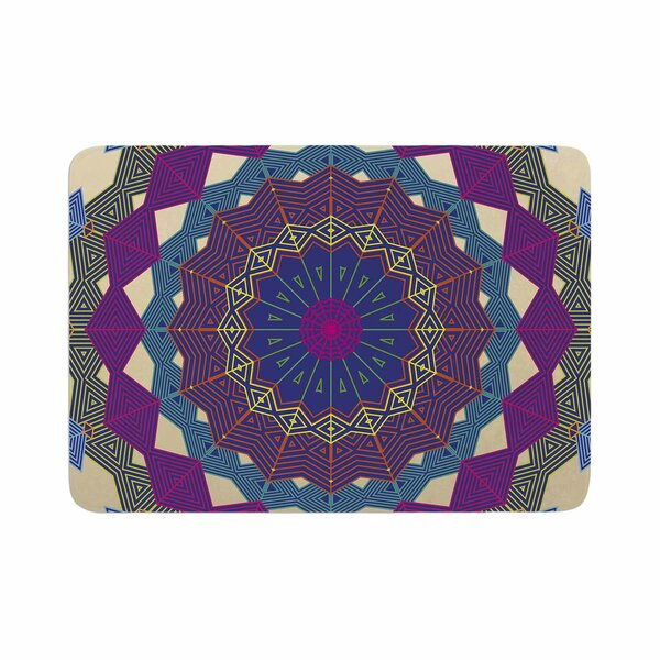 Composition by Angelo Carantola Memory Foam Bath Mat by East Urban Home