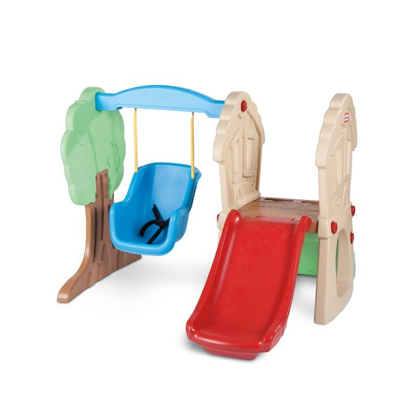Hide and Seek Swing Set by Little Tikes