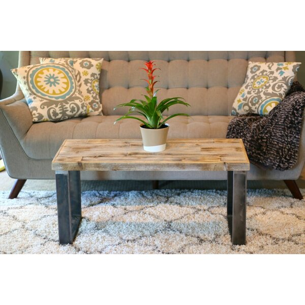 Alcorn Coffee Table by Williston Forge