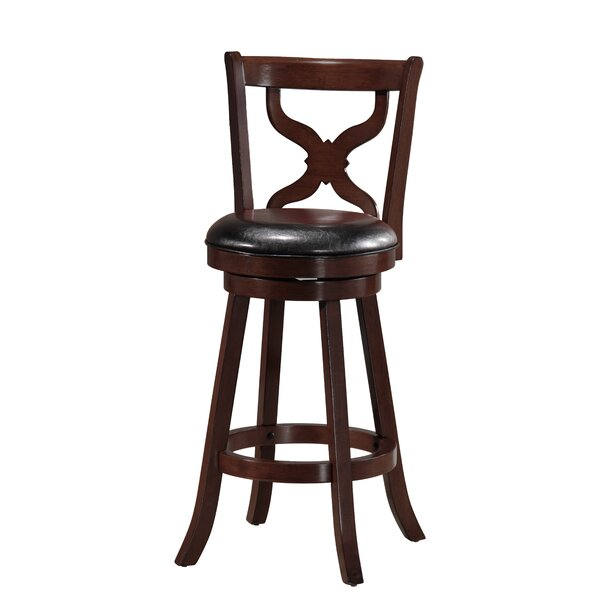 Richerson 29 Swivel Bar Stool by Darby Home Co
