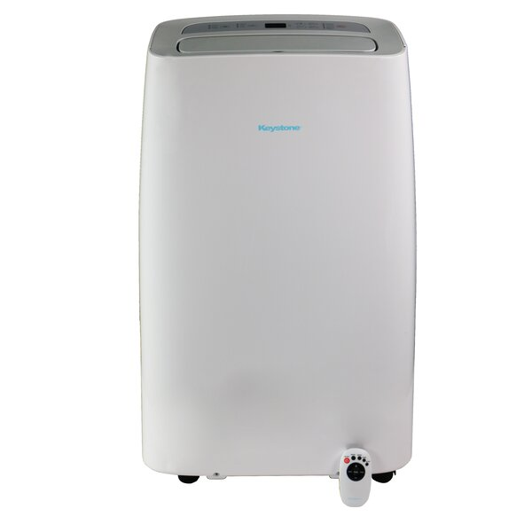 14,000 BTU Portable Air Conditioner with Remote by Keystone