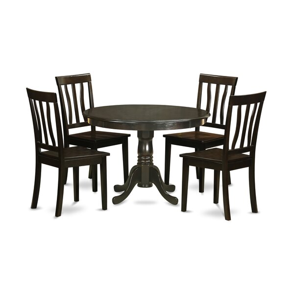 Artin 5 Piece Dining Set By Andover Mills Best