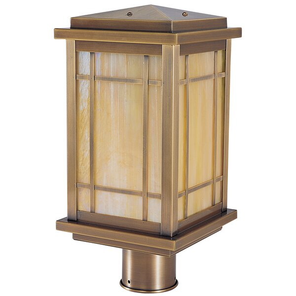 Avenue 1-Light Lantern Head by Arroyo Craftsman