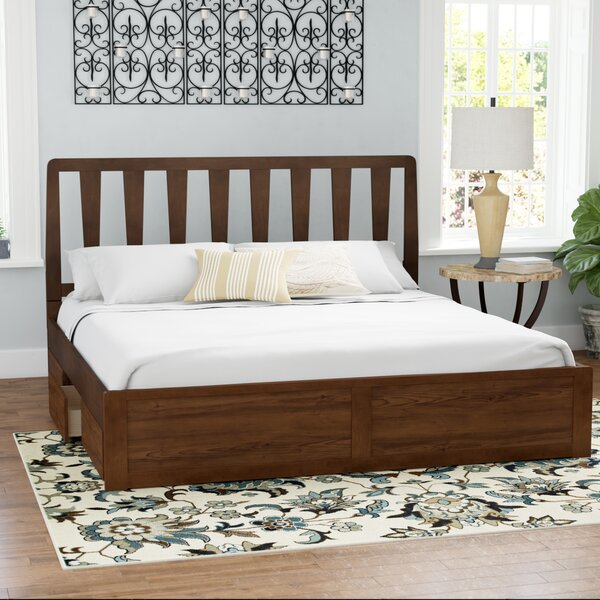 Freeland Storage Platform Bed by Ivy Bronx
