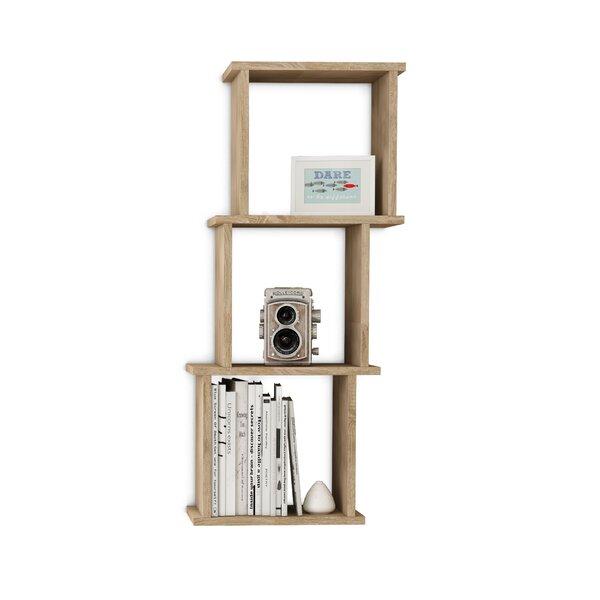 Natasha 3 Cube Floating Decorative Organizer Wall Shelf by Ebern Designs