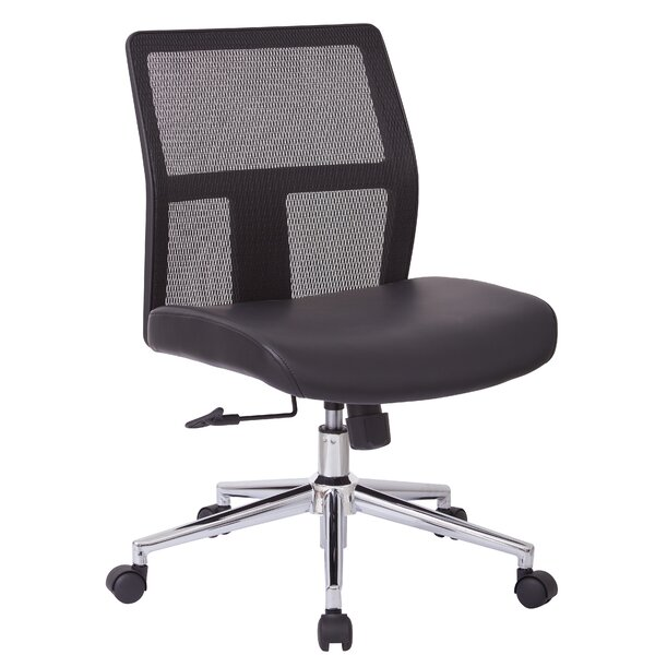 Mid-Back Mesh Executive Chair by OSP Furniture
