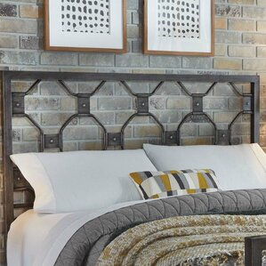 Demby Open-Frame Headboard and Footboard by Brayden Studio
