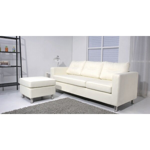 Windell Reversible Sectional by Ebern Designs