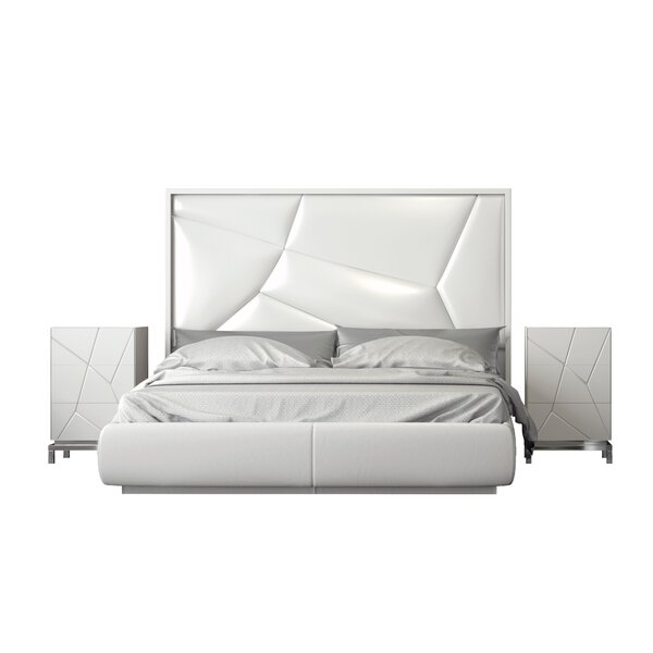 Helotes 3 Piece Bedroom Set by Orren Ellis