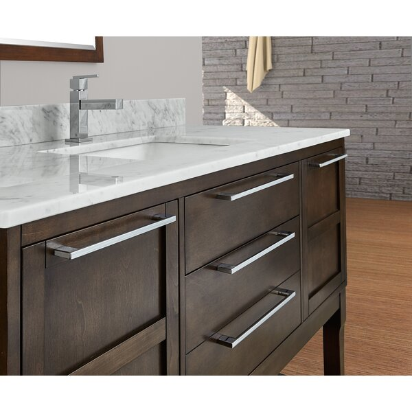 Sapphire 49 Single Bathroom Vanity Set by Latitude Run