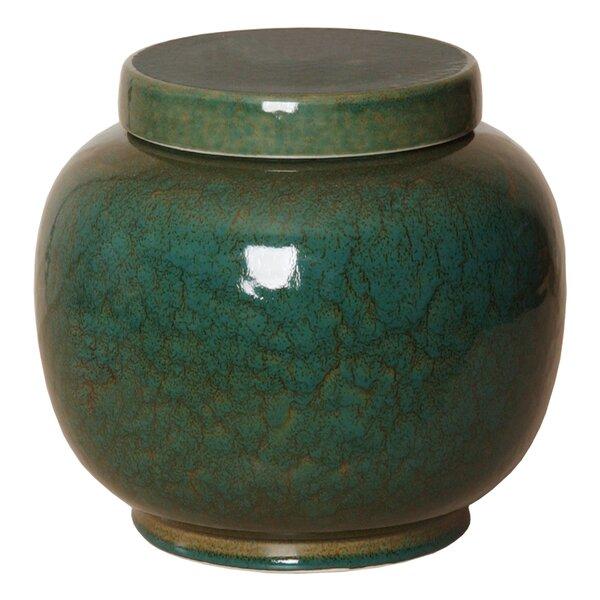 Ayling Lantern Jar by Canora Grey
