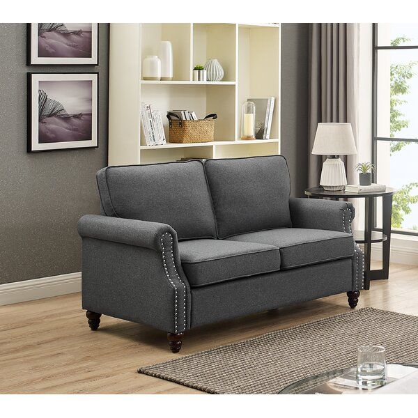 Crean Loveseat by Charlton Home Charlton Home