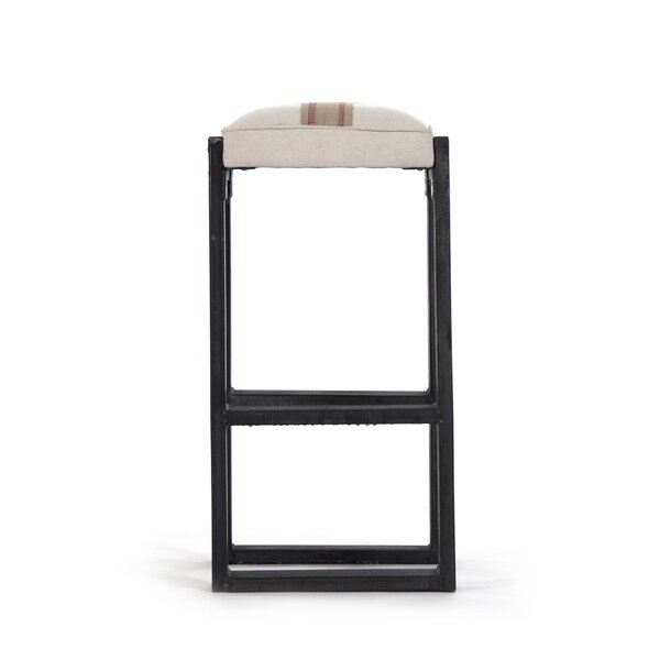 Oneal Cross 32 Bar Stool by August Grove