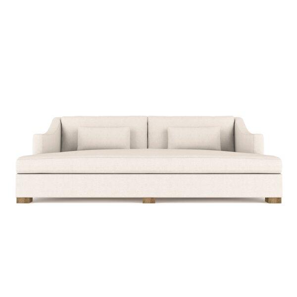Letterly Vintage Leather Sleeper Sofa