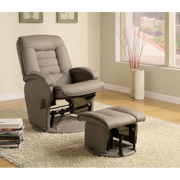 Seppe Dual Tone Manual Recliner [Red Barrel Studio]
