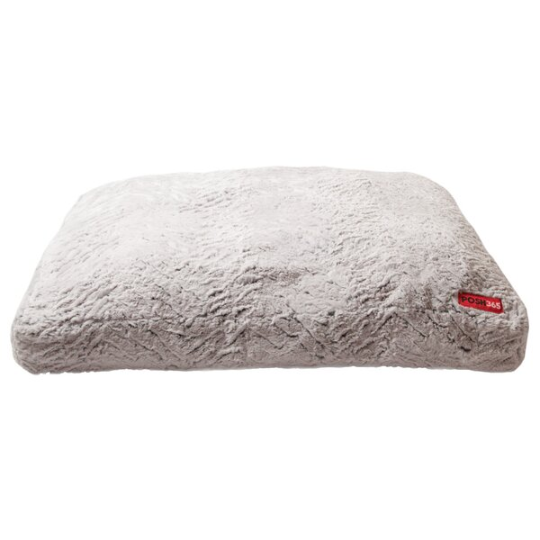 Luxury Faux Fur Cushion Dog Bed by Posh365