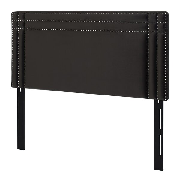 Rosario Upholstered Panel Headboard by Latitude Run