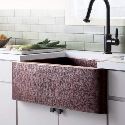 Kitchen Sink Antique Copper 69 Product Photo