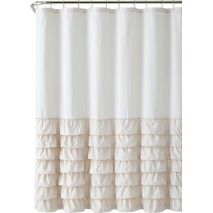 French Country Shower Curtains | Wayfair