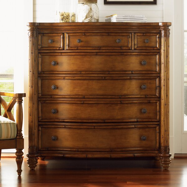 Island Estate Sea 7 Drawer Chest by Tommy Bahama Home