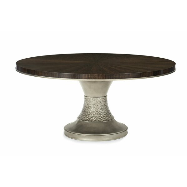 Modern Streamline Dining Table by Caracole Modern Caracole Modern