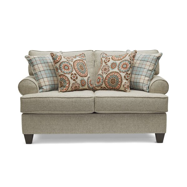 Clearbrook Loveseat by Darby Home Co