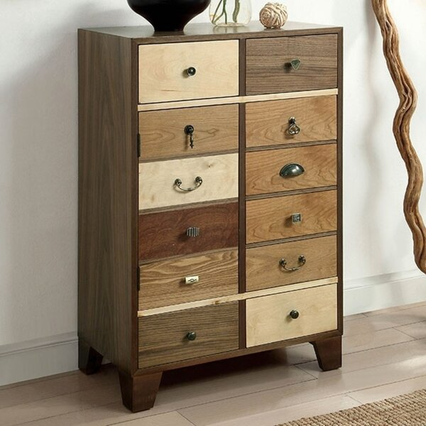 Raymon 12 Drawer Accent Chest by Ivy Bronx Ivy Bronx