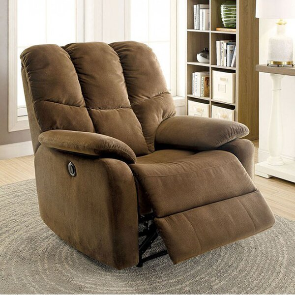 Neddra Manual Rocker Recliner by Red Barrel Studio