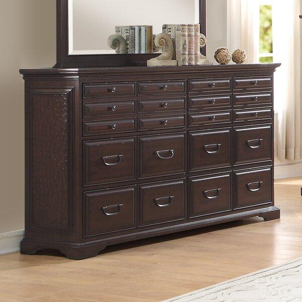 Plumcreek 6 Drawer Double Dresser by Darby Home Co