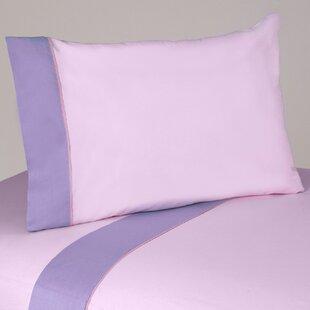 Butterfly 4 Piece 100% Cotton Sheet Set BySweet Jojo Designs