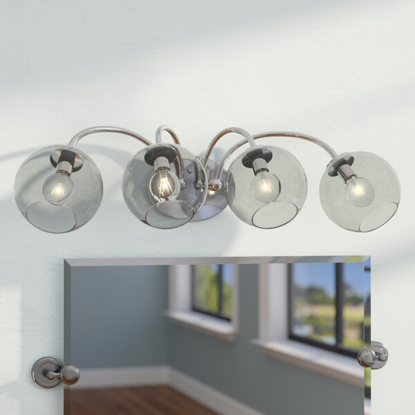Barksdale 4-Light Vanity Light by Langley Street