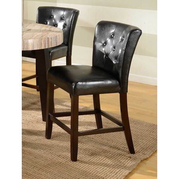 Parson 24.5 Bar Stool (Set of 2) by Roundhill Furniture