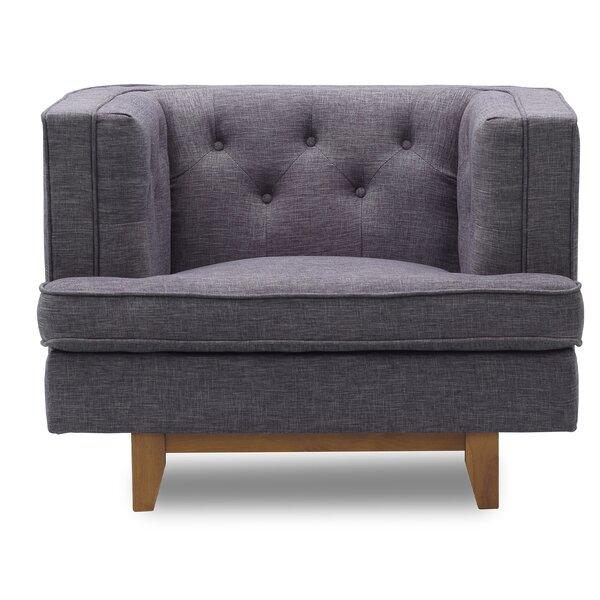 Hitton Armchair by Corrigan Studio