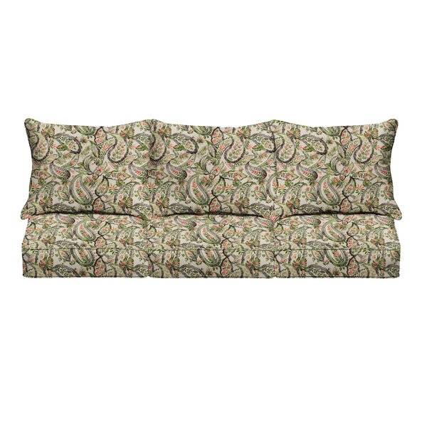 Deep Seating Indoor/Outdoor Sofa Cushion by Bayou Breeze Bayou Breeze