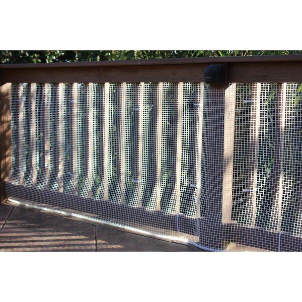 3 ft. H x 15 ft. W Cardinal Gates Fencing by Cardinal Gates