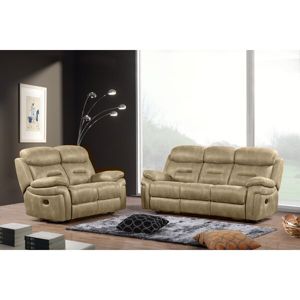 Zuleta 3 Piece Living Room Set by Red Barrel Studio