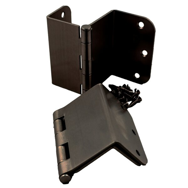 3 5 H X 4 5 W Offset Pair Door Hinges By Stone Harbor Hardware.
