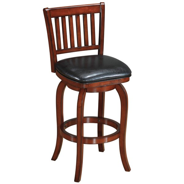 Backed 29 Swivel Bar Stool by RAM Game Room