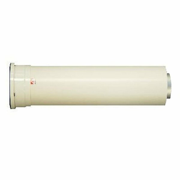 39.6 Condensing Vent Pipe Extension by Rinnai