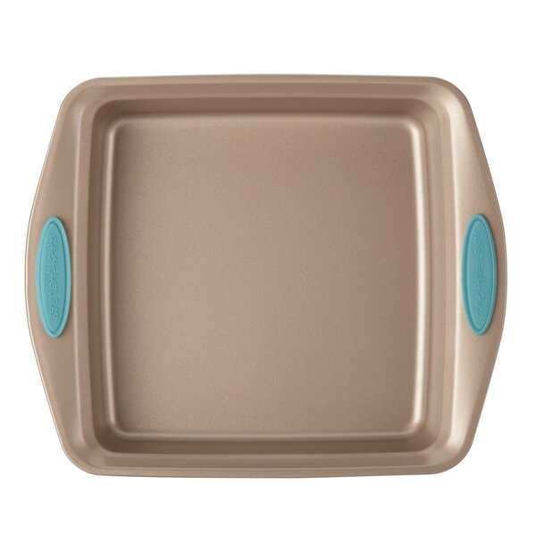 Cucina Non-Stick Square Cake Pan by Rachael Ray