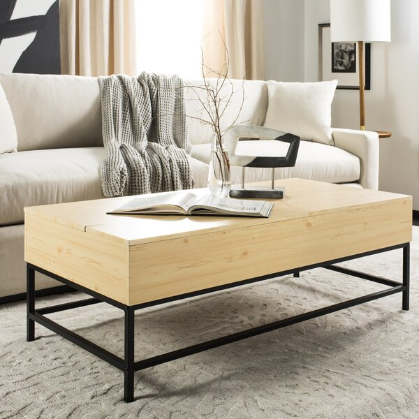 Ahren Lift Top Coffee Table with Storage by Ivy Bronx Ivy Bronx