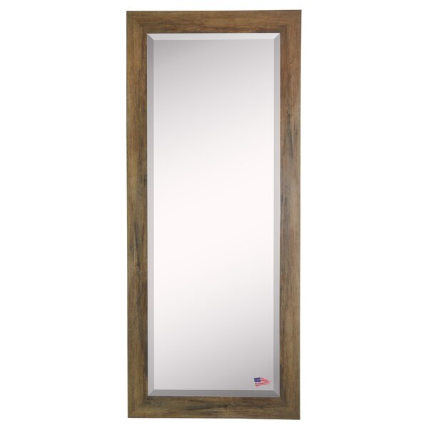 Roselli Extra Tall Floor Accent Mirror by August Grove