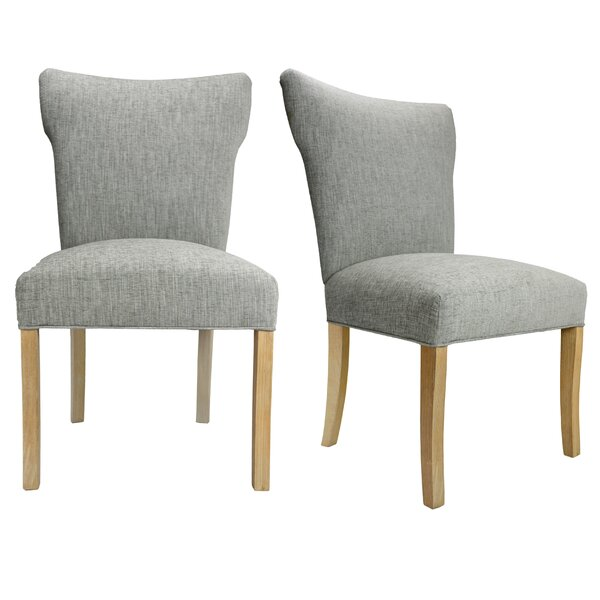 Bella Key Largo Spring Upholstered Dining Chair (Set of 2) by Sole Designs Sole Designs