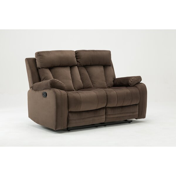 Review Ullery Living Room Reclining Loveseat