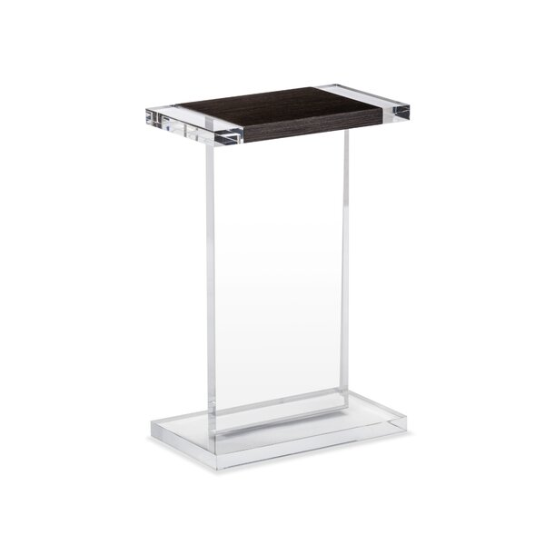 Heath Rectangular End Table by Interlude